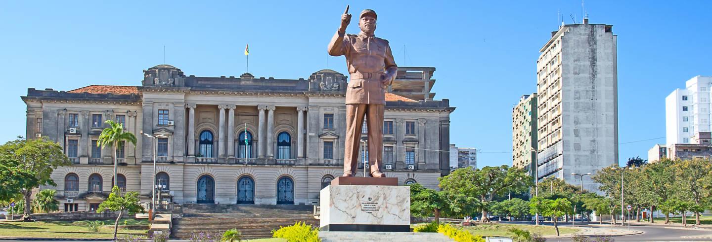 Visita guiada por Maputo