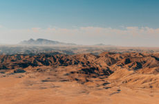 Tour por el desierto del Namib