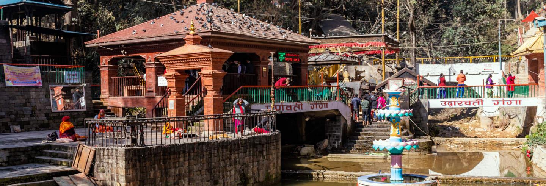 Excursion privée à Dakshinkali