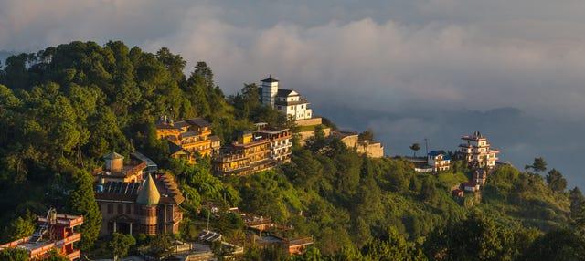 Excursion à Nagarkot au lever de soleil