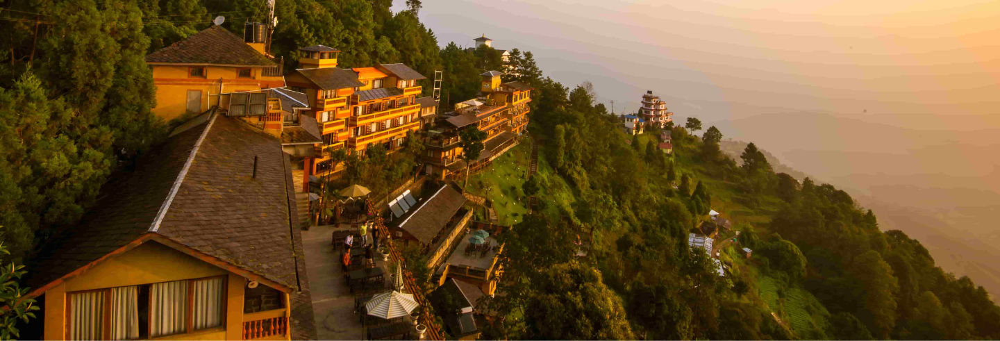 Escursione a Nagarkot all'alba