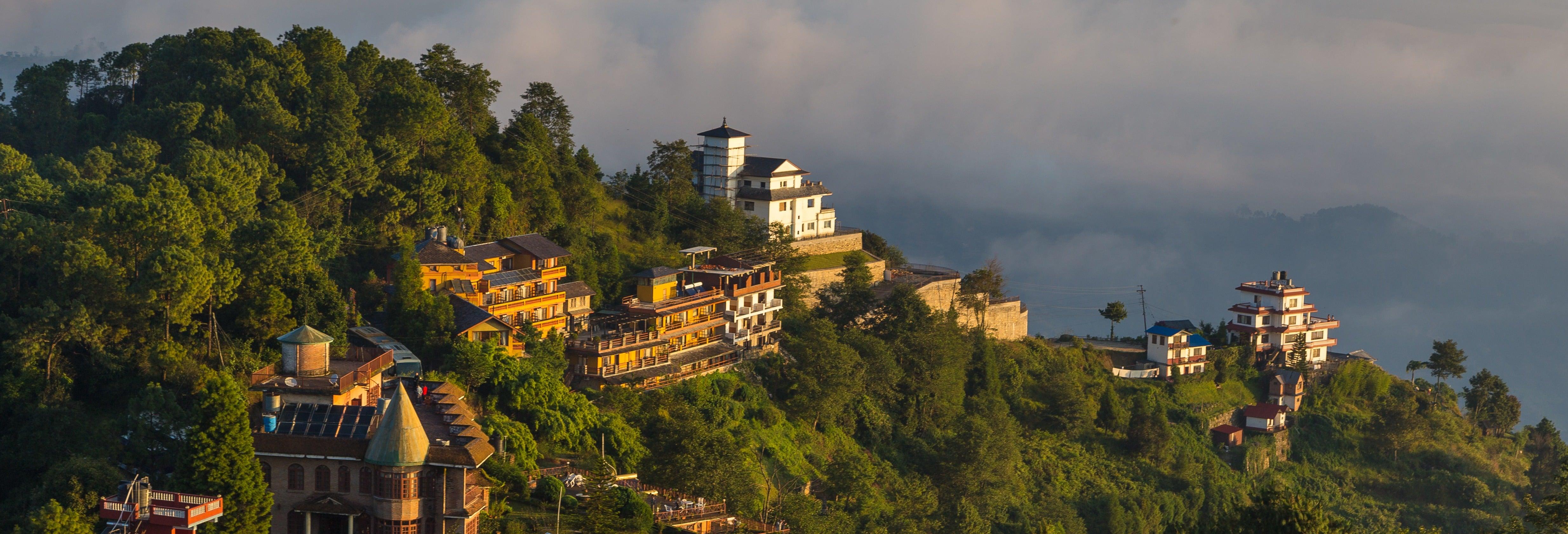 Excursão privada a Nagarkot ao amanhecer