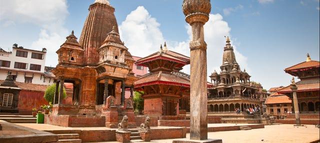 Excursión privada a Patán
