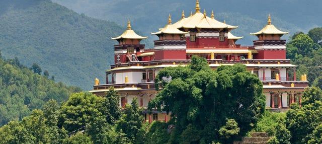Visite des temples de Katmandou
