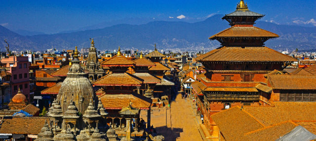 Tour por los templos de Katmandú