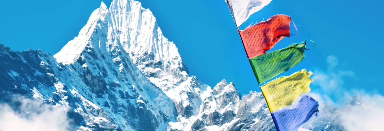 Trekking por el campamento base del Everest de 15 días