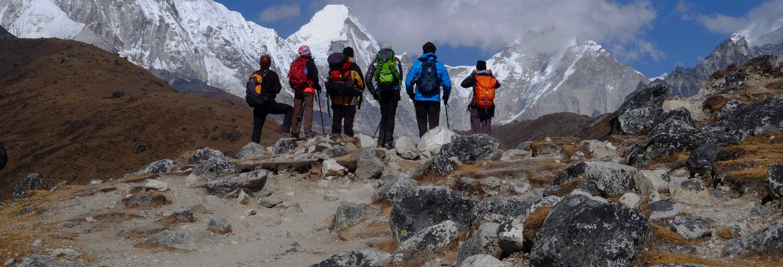 Trekking de 9 días al campamento base del Everest