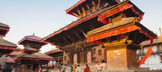 Visite guidée de Katmandou