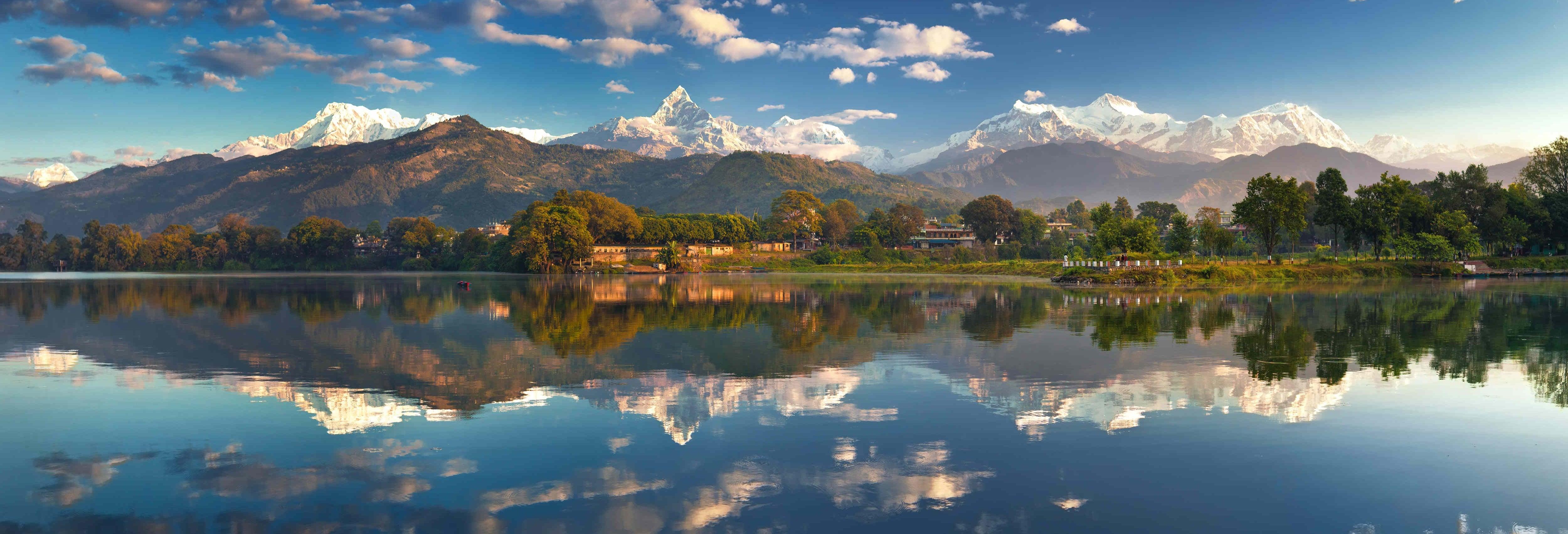 Visite dans Pokhara