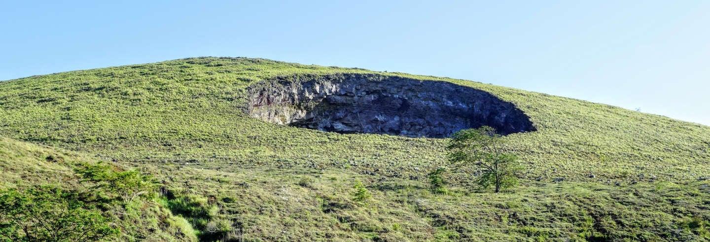 Senderismo por el volcán El Hoyo
