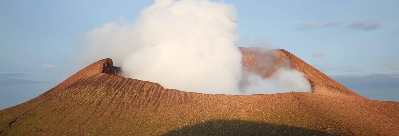 Senderismo por el volcán Telica