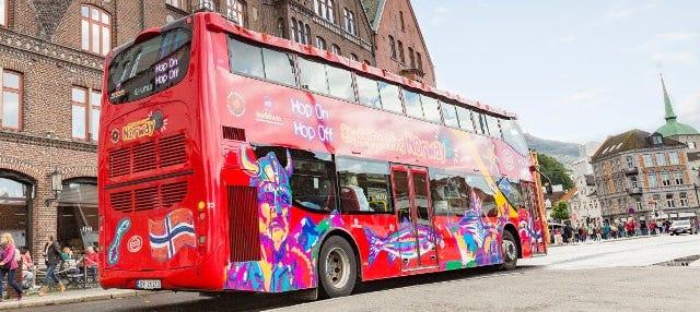 Autobús turístico de Bergen