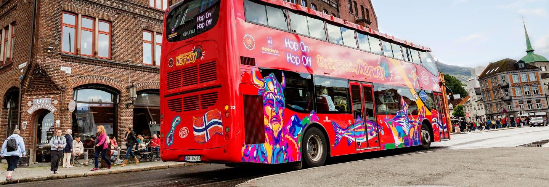 Bus touristique de Bergen