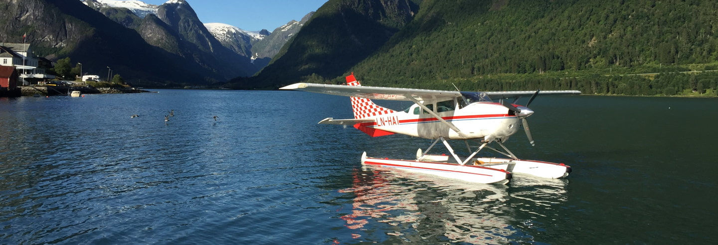 Fjords & Glaciers Seaplane Tour