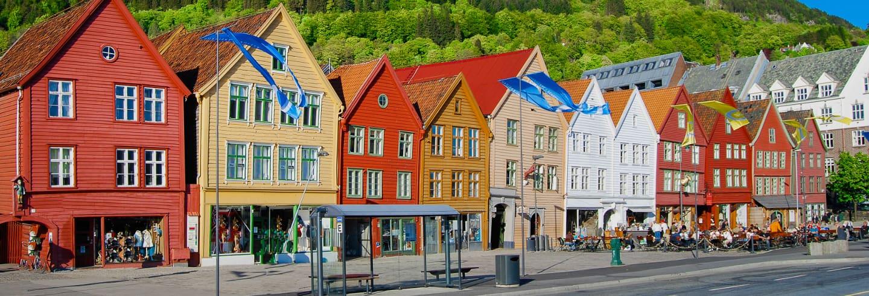 Tour por Bergen para cruceros