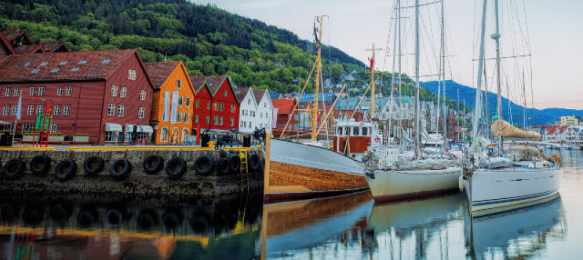 Tour privado por Bergen con guía en español