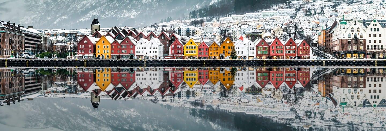 Visita guiada por Bergen
