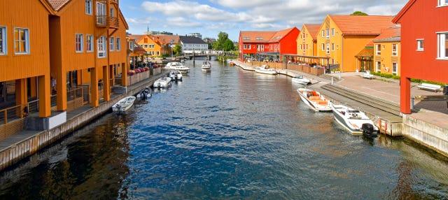Tour por Kristiansand para cruceros
