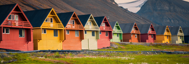 Tour por Longyearbyen para cruceros
