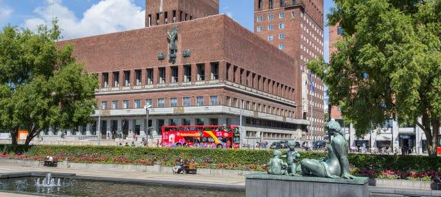 Ônibus turístico de Oslo