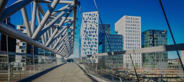 Free tour de arquitectura por Oslo
