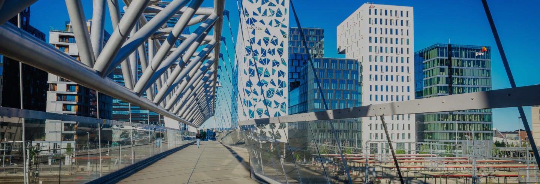 Free tour de arquitectura por Oslo ¡Gratis!