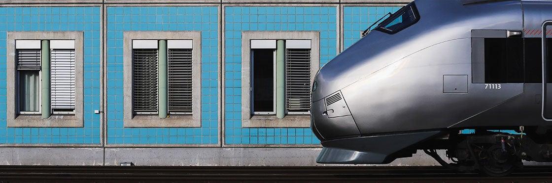 Trens em Oslo