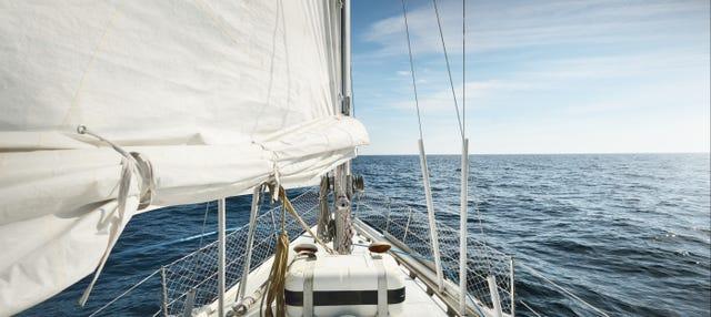 Paseo en barco por el fiordo de Oslo