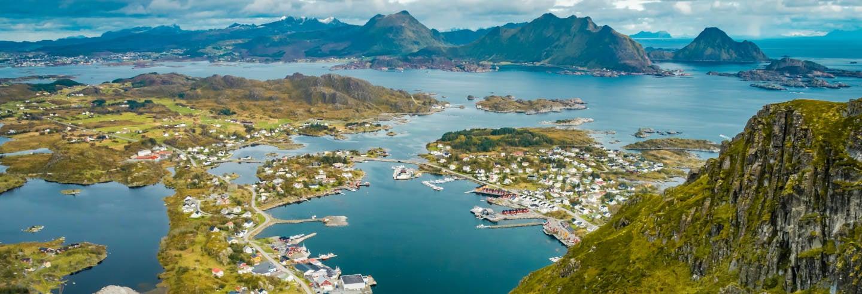 Crucero por las islas Lofoten