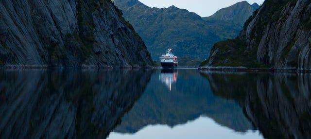 Crucero por Trollfjord