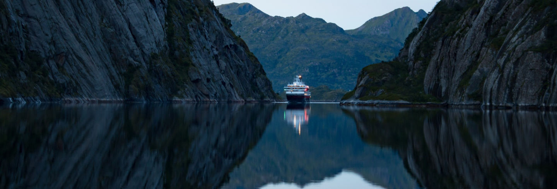 Cruzeiro por Trollfjord