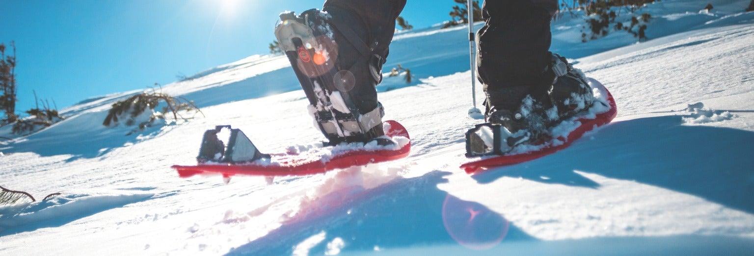 Paseo en raquetas de nieve por Kongsmarka