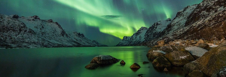 Croisière à la découverte des aurores boréales