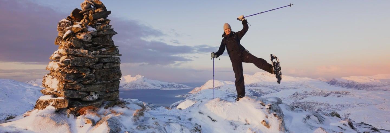 Tromsø Snowshoe Hike