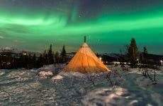 Tour dell'aurora boreale a Tromsø