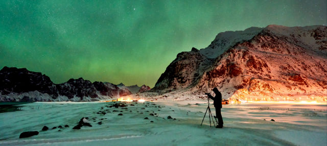 Tour fotográfico de la aurora boreal
