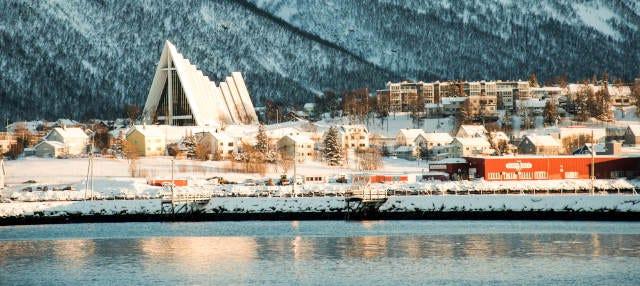Visita guiada por Tromsø