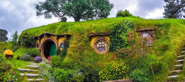 Excursión a Hobbiton + Cuevas de Waitomo