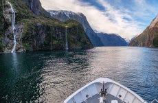 Excursión al fiordo Milford Sound