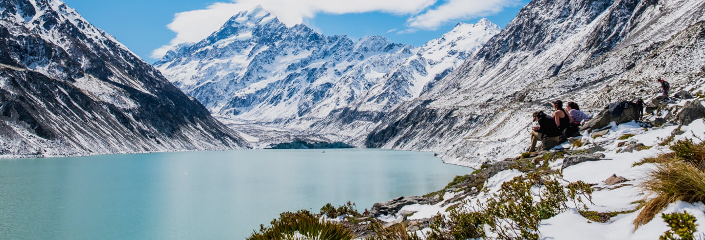 Mount Cook Day Trip