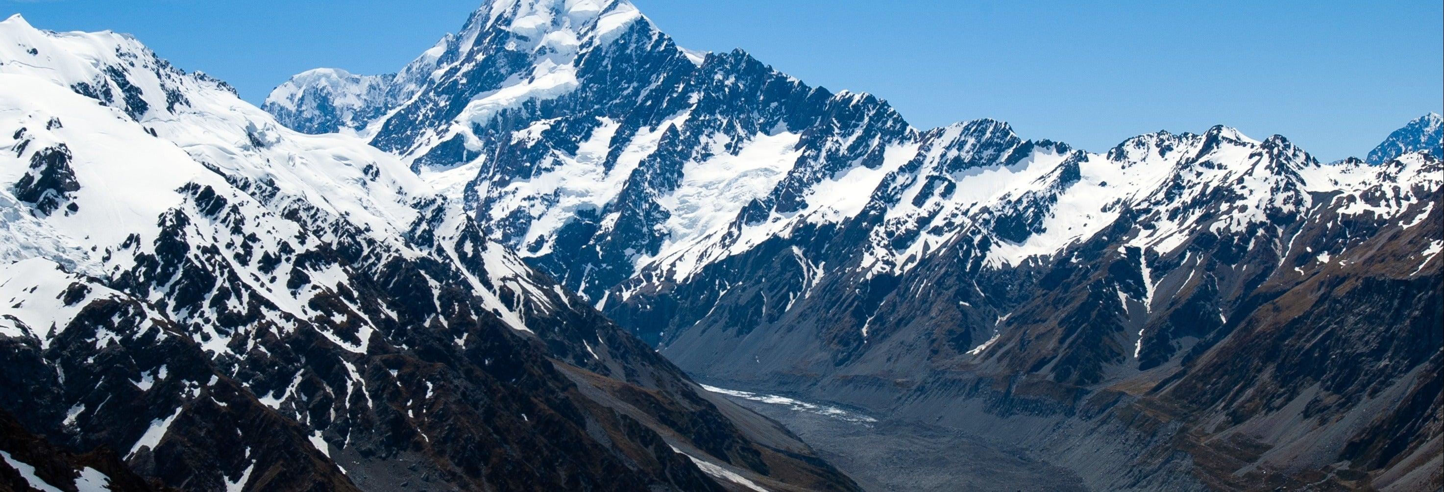 Excursión al Monte Cook