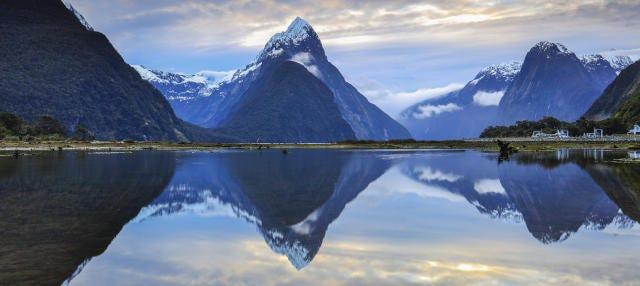 Excursión privada al fiordo Milford Sound