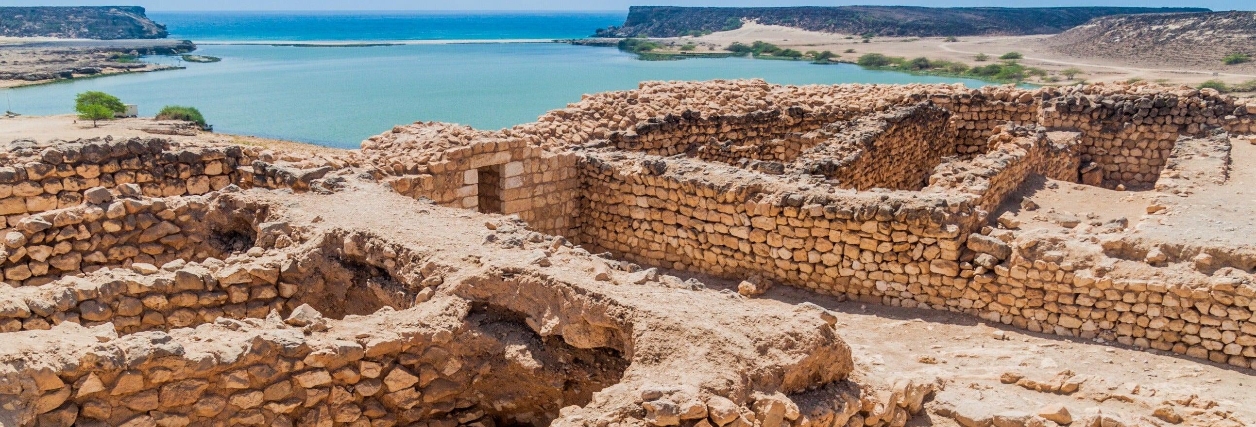 Tour privado por el este de Salalah