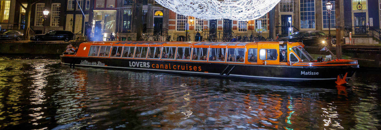 Amsterdam Light Festival Cruise