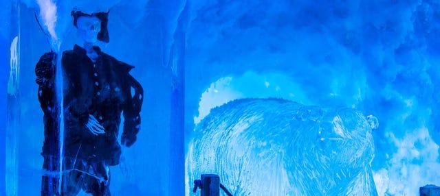 Ingresso do Icebar Xtracold