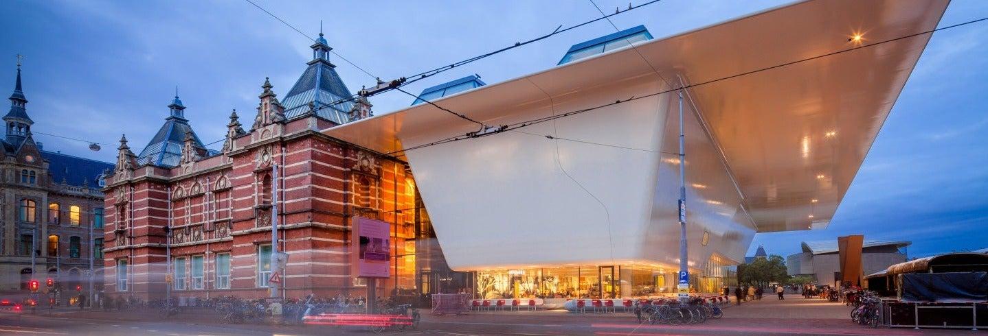 Ingresso do Museu Stedelijk