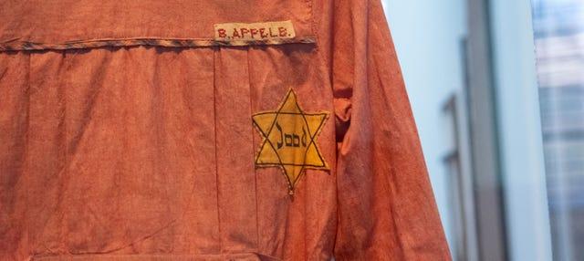 Entrada a los museos y la sinagoga del barrio judío