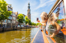 Entrada al Rijksmuseum + Crucero por los canales