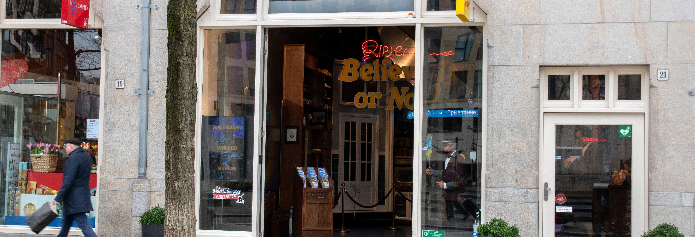 Ripley's Believe it or Not! Ticket