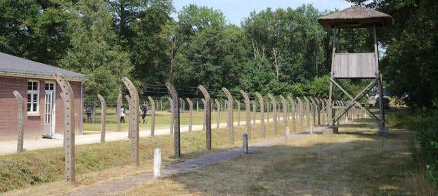 Excursión al campo de concentración de Herzogenbusch